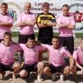 """Par Latvijas kausa ieguvējiem pludmales futbolā kļūst FC """"Skonto"""""""