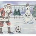 """Notiks starptautisks bērnu futbola turnīrs """"Ziemassvētki 2011"""""""