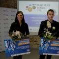 """Zināmi konkursa """"Mums pieder debesis 2012"""" uzvarētāji"""