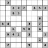 Sudoku mīkla: Doma