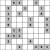 Sudoku mīkla: Jērs