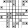 Sudoku mīkla: Deja